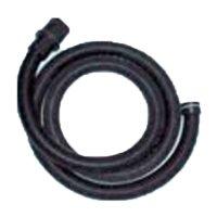 ケルヒャー 乾湿両用掃除機用サクションホース ベンディングパイプ無(クリップシステム、本体側差し込みコネクター付)