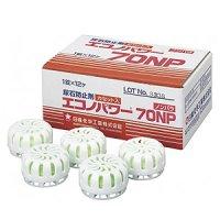 コニシ エコノパワー70NP[12個入×3箱] - 壁掛小便器用尿石防止剤