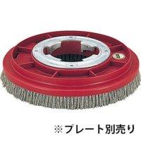 角田ブラシ タイネックスA表面洗浄ブラシ(グラン) - 2種類の研磨剤入りポリッシャーブラシ