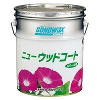 ■送料無料・3缶以上での注文はこちら■コニシ ニューウッドコート 18L - 乳化性ワックス【代引不可・個人宅配送不可】