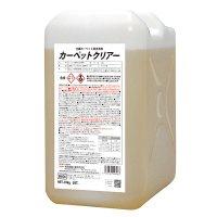 横浜油脂工業(リンダ) カーペットクリアー 10kg - 化繊カーペット用洗浄剤