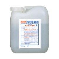 横浜油脂工業(リンダ) エコクリーンLQ[10kg] - 空調機器用酸洗浄中和剤(※毒物/劇物【事前に譲受書をお送りください】)