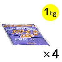 ニイタカ ケミクールエコロジー[1kg×4] - 厨房・店舗用洗浄剤