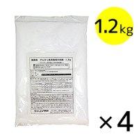 ニイタカ アルカリ洗浄剤用中和剤[1.2kg×4] - 酸性粉末中和剤
