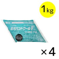 ニイタカ 薬用ハンドクールV[1kg×4] - 高濃度タイプ手洗い石けん液 指定医薬部外品
