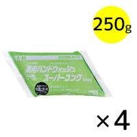 ニイタカ 薬用ハンドウォッシュスーパーコンク[250g×4] - 高濃度タイプ手洗い石けん液 指定医薬部外品