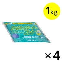 ニイタカ かんたんクリーナーコンク[1kg×4] - 店舗用洗浄剤