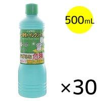 ニイタカ ニュー酸性トイレクリーナー[500mL×30] - トイレ用洗浄剤 #NI取寄800円