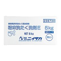 ニイタカ 粉末洗たく洗剤E [5kg] - 粉末衣料用洗たく洗剤 #NI取寄1,080円