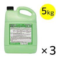 ニイタカ 液体ホワイトアップ [5kg×3] - 除菌・漂白剤