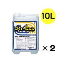 ペンギンワックス ニュースーパークリン 10Lx2  - 高性能スタンダードハクリ剤