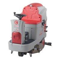 【リース契約可能】リンレイ Innova ( インノヴァ ) 70S - 28インチシリンダーブラシ式搭乗型自動床洗浄機【代引不可】