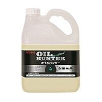リンレイ オイルハンター エコボトル  [4L] - 油脂系汚れ用洗剤