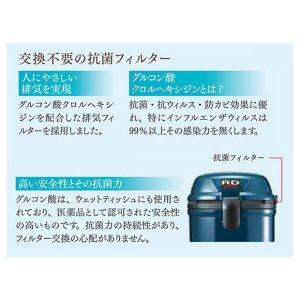 画像3: リンレイ RD-370R - 静音・ハイパワー業務用ドライバキューム[紙パック/布製ダストバッグ]