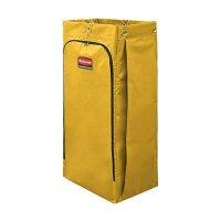 ラバーメイド 大容量クリーニングカート・コンパクトハウスキーピングカート用 交換用ビニール製バッグ #RU取寄1,296円