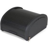 ラバーメイド 大容量クリーニングカート・コンパクトハウスキーピングカート用 鍵付セキュリティフード #RU取寄1,200円