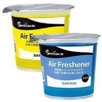サラヤ エアフレッシュナー[150g×12個]  - 芳香剤