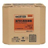 サラヤ ヨゴレトレールF3[10kg 八角B.I.B.] - 油汚れ用洗浄剤