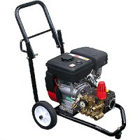 精和産業 CK-1010G(ちょ〜軽) - ガソリンエンジン(開放)型コンパクト高圧洗浄機【代引不可】