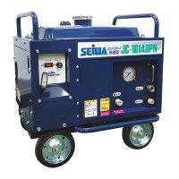 【リース契約可能】精和産業 JC-1014DPN+ - ガソリンエンジン(防音)型高圧洗浄機【代引不可・個人宅配送不可】