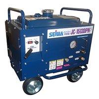 【リース契約可能】精和産業 JC-1513DPN+ -ガソリンエンジン(防音)型高圧洗浄機【代引不可】