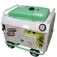 【リース契約可能】精和産業 JC-1516GP - ガソリンエンジン(防音)型高圧洗浄機【代引不可】
