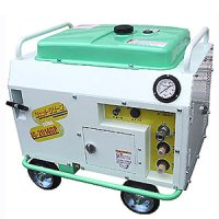 【リース契約可能】精和産業 JC-2014GP - ガソリンエンジン(防音)型高圧洗浄機【代引不可】