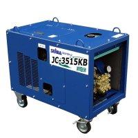 【リース契約可能】■受注生産品・キャンセル不可■精和産業 JC-3515KB - ガソリンエンジン(簡易防音)型高圧洗浄機【代引不可】