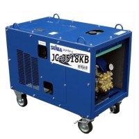【リース契約可能】■受注生産品・キャンセル不可■精和産業 JC-3518KB - ガソリンエンジン(簡易防音)型高圧洗浄機【代引不可】
