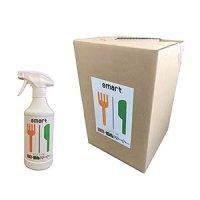 スマート 除菌・消臭クリーナー(レストラン用)  - 安心、安全 次亜塩素酸水の新しい日常清掃クリーナー