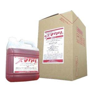 画像2: スマート スマクリ 酸性タイプ 4L - 環境対応型万能洗浄剤