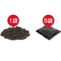 テラモト グリスクライム+グリスパックンセット - 厨房のグリストラップ掃除1ヶ月分セット