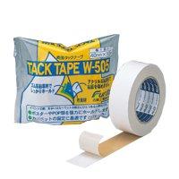 テラモト 両面タックテープ 強弱粘着 - 固定用テープ