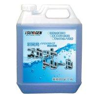 つやげん スカットトレール [4L ×4] - ノンリンスタイプ表面洗浄剤