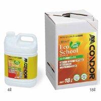 山崎産業 エコスクール(学校用) - アレル物質抑制・シックスクール配慮型樹脂ワックス