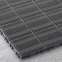 山崎産業 エバック ライナーハードマット - 学校や公共施設の泥や砂落としに最適
