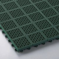 山崎産業 ニューマフロス - 耐久性・耐荷重性に優れたタフな水切りマット