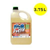 パイプ臭バイバイ 3.75L - バイオと酵素のダブルパワーで汚れを分解・消臭する業務用消臭剤