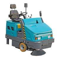 【リース契約可能】蔵王産業 マグナムHDK - 搭乗式中型動力清掃機【代引不可】
