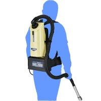 ペンギンワックス マイティメイド バックパックII【充電器・バッテリー別売】 - 背負い式Li-ionコードレスドライバキューム