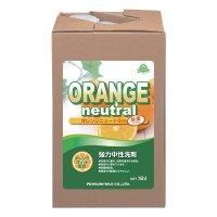 ペンギンワックス オレンジニュートラル 除菌プラス[18L] - 強力中性洗剤