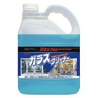 リンレイ R'S PROガラスクリーナー[4L] - 強力洗浄・低臭タイプ