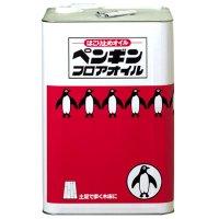 ペンギン フロアオイル[18L] - 土足木床専用オイル