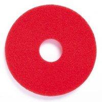 スリーエム ジャパン スコッチ・ブライト レッドバッファーパッド(赤) - 軽い表面洗浄作業用