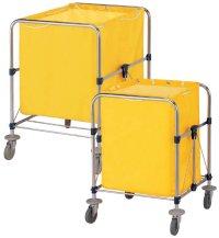 山崎産業 コンドル リサイクルカートY-2(※布袋付き)【代引不可】