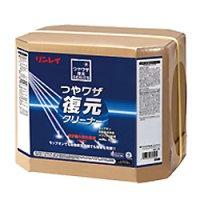 リンレイ つやワザ復元クリーナー[18L] - 光沢耐久強化洗剤