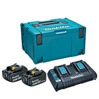 マキタ パワーソースキット1 - 6.0Ahバッテリと充電器のセット