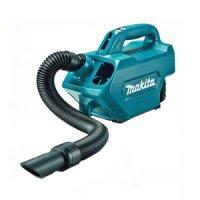 マキタ CL121DSH(バッテリー・充電器・ソフトバッグ付) - リチウムイオンバッテリー充電式クリーナー[ダストバッグ / 紙パック]
