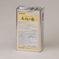 ミヤキ 木肌一番 4L - 浴室白木用浸透性保護剤・防汚剤