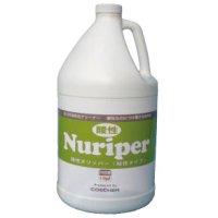 コスケム 酸性ヌリッパー [3.78L] - 粘性お風呂トイレ/水回り用洗剤